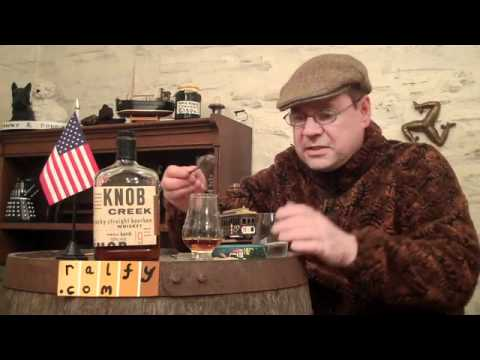whisky review 158 - Knob Creek 9yo Bourbon @ 50%vol