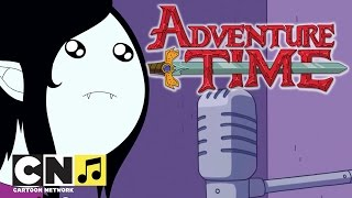 Adventure Time | Happy Ending Song (New Marceline Secret Track) | Cartoon Network