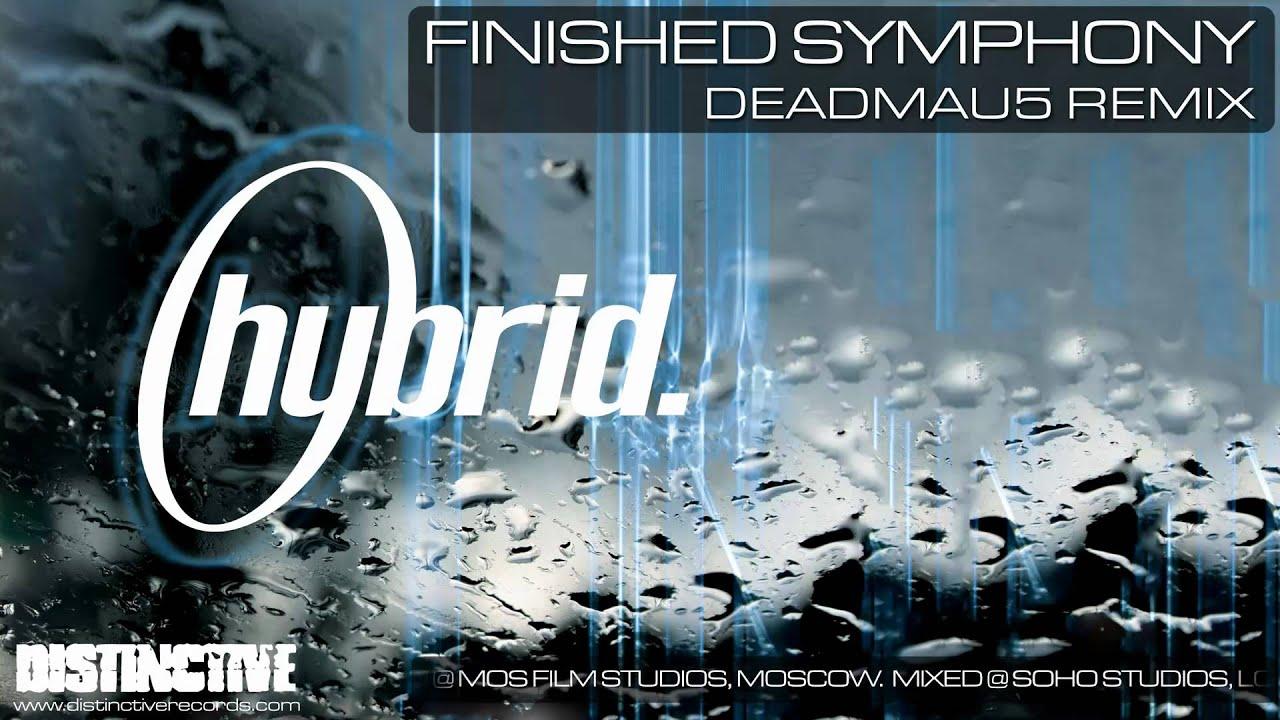 Hybrid Symphony Deadmau5 Hybrid Finished Symphony