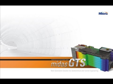 midas GTS introduction and general use