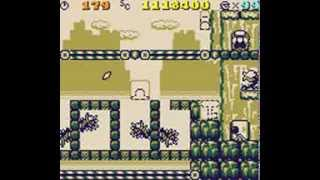 Game Boy Longplay [002] Donkey Kong
