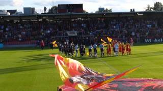 Go Ahead Eagles - Ado Den Haag 10-08-2013