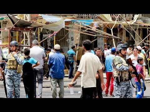Mosaic News 5/31/2012: Six Bomb Attacks in Baghdad Kill At Least 17 People