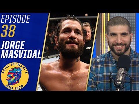 Jorge Masvidal 'tired' of Leon Edwards disrespecting him | Ariel Helwani's MMA Show