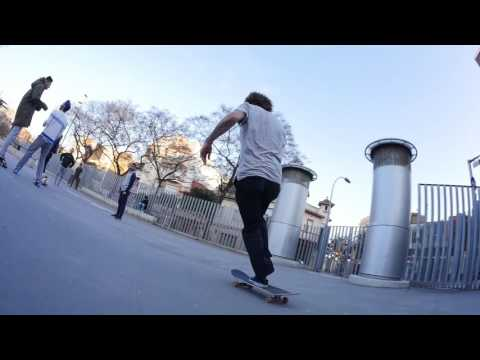 Barcelona Skateboarding HD Edit 2016