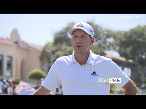 How to hit driver-off-the-deck with Sergio Garcia ️| Callaway Tour Tips