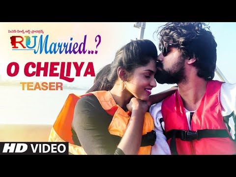 O Cheliya Video Song Teaser | RU Married...? | Maurya,charisma,Venkatraju