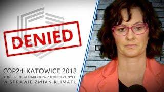 Liberals tell UN: Block this Rebel reporter from COP24 | Sheila Gunn Reid
