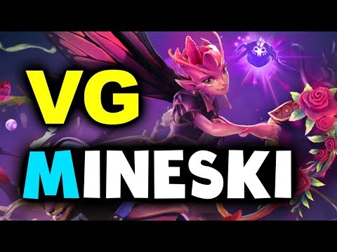 Dark WILLOW Pick' - MINESKI vs VG - Captains DRAFT 4.0 DOTA 2
