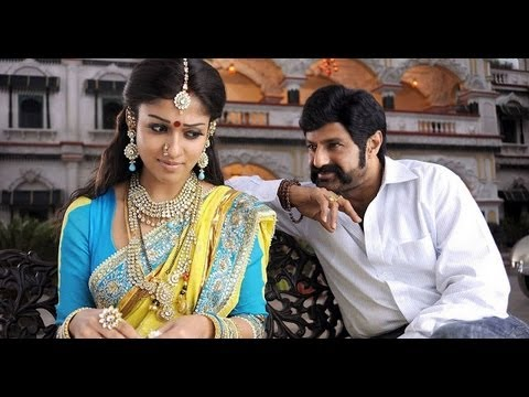 Simha Telugu Movie || Bangarukonda Song With Lyrics || Bala Krishna, Nayantara video