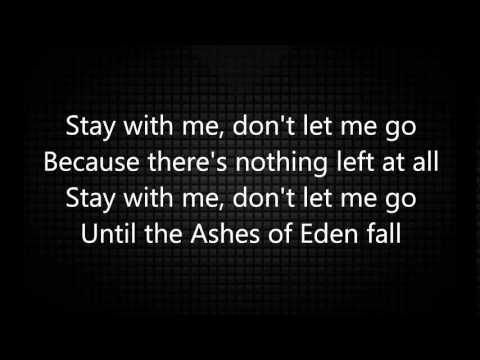 Breaking Benjamin   Ashes Of Eden   Lyrics
