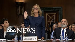 Christine Ford's testimony: The moments that mattered