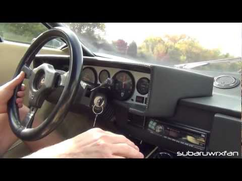 Ride in a Lamborghini Countach S!