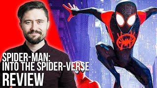 Spider-Man: Into the Spider-Verse review: a thrilling cinematic comic book
