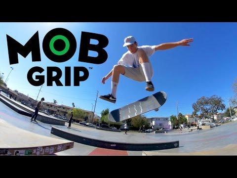 MOB Grip | Alex Midler | Laser Cut Griptape
