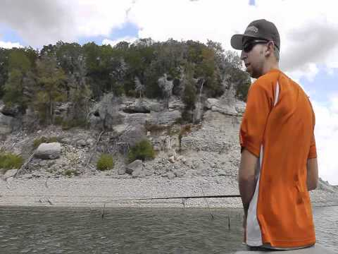 Collegiate Match Fishing: University of Texas  vs. UNT Part 4