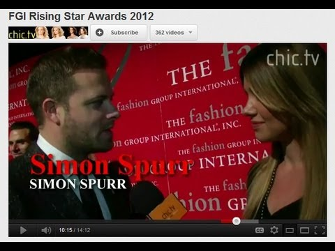 FGI Rising Star Awards 2012