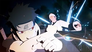 NARUTO SHIPPUDEN: ULTIMATE NINJA STORM REVOLUTION - All Team Ultimate Jutsus