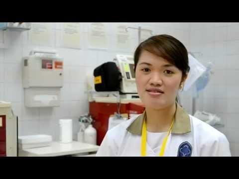A Filipina Registered Nurse in Saudi Arabia