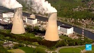 فرنسا- خسارة 4.8 مليار يورو لعملاق الصناعة النووية