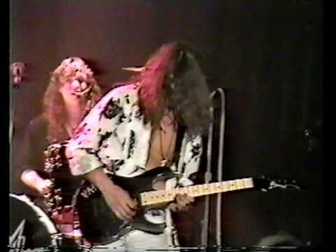 VANDAL rare LIVE Video New Years 1991 LOUDMOUTH Dan Donegan WHOLE LOTTA LOVE disturbed