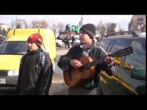 Маленькие цыгане спели взрослую песню