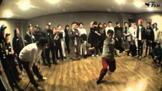 PRIDE OF POP&LOCK VOL 1 POPPIN SIDE final POPJJOO vs 이소희