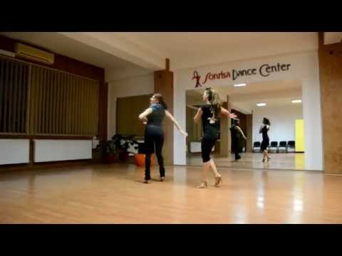 Judit & Tatiana - Sonrisa Dance Center, Salsa Lady Styling