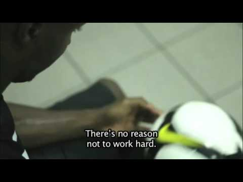 The moment you train for - Lassana Diarra Nike Video