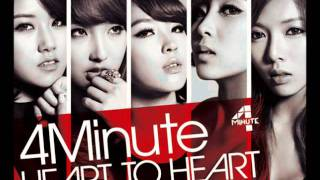 Watch 4minute You Know video