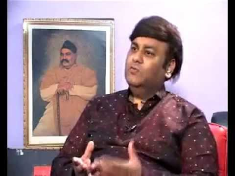 Ustad bade Ghulam Ali Khan grandson Naqi ali khan live interview...