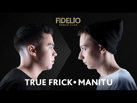 FIDELIO PUNCH CLUB | S1E02 | TRUE FRICK VS MANITU