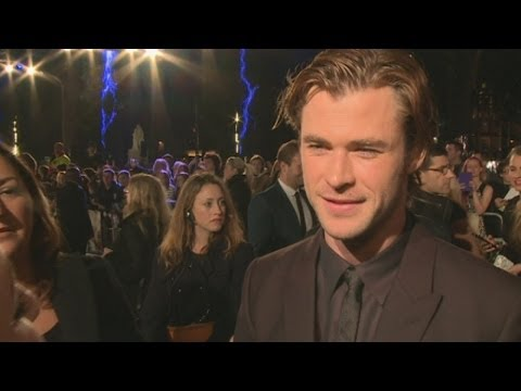 Chris Hemsworth Interview Thor 2 Funnier Than Average Marvel Movie