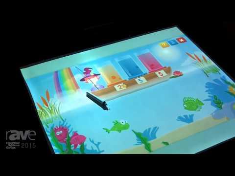 ISE 2015: Nautilus Presents Kid-Friendly Netboard Portable