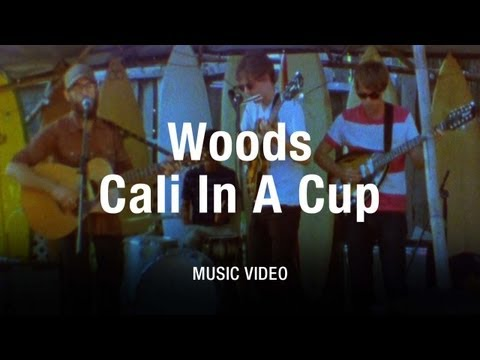 Woods - Cali In A Cup