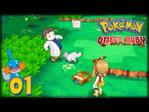 Pokémon Rubí Omega - Cap.1 ¡Volvemos a Hoenn!