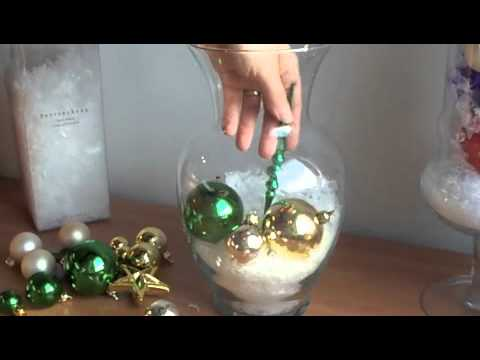 How to Make a Christmas Centrepiece forecast
