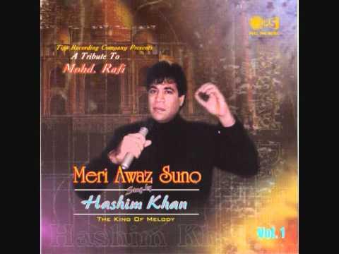 chadti jawani meri chaal mastani        by hashim khan.wmv