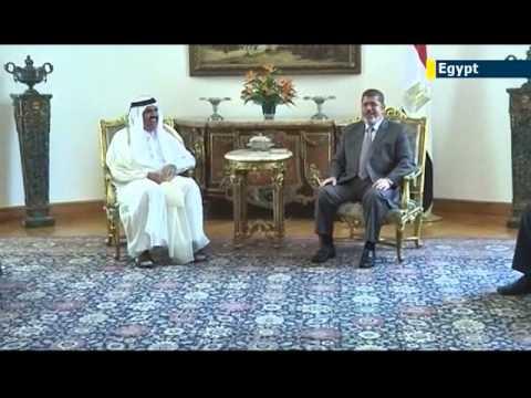 Egypt Summons Qatari Ambassador: Tensions rise over Qatari backing for Muslim Brotherhood