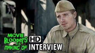 Unbroken (2014) Behind The Scenes Movie Interview - Garrett Hedlund (Fitzgerald)