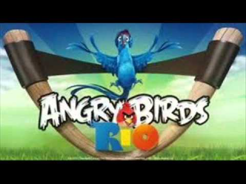 Cancion De Angry Birds Rio video
