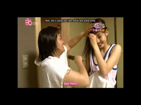 Invincible Youth's Girls With No Make-up [engsub] video