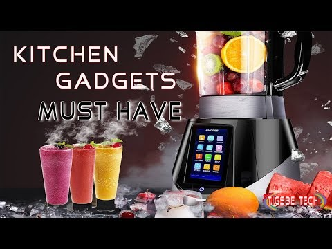 Must have Smart kitchen gadgets for your home to make life easier ep1
