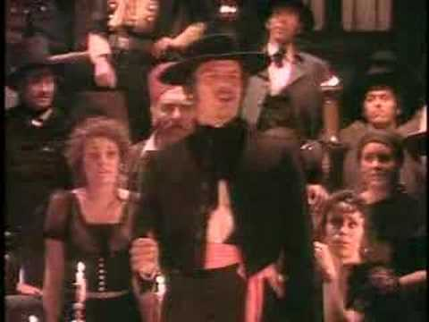 Bizet Carmen Toreador Song (David Holloway)