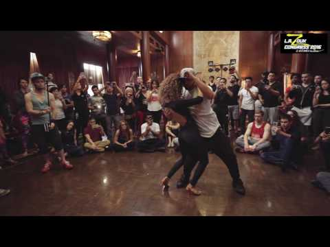 Ivo + Shani - LA Zouk Congress 2016 - Demo