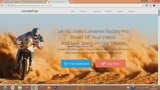 HD Video Converter Factory Pro   WonderFox Soft   Full Software Review