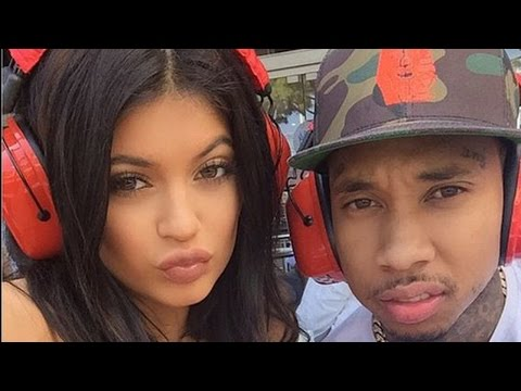 Is Kylie Jenner Getting a Tyga Tattoo?