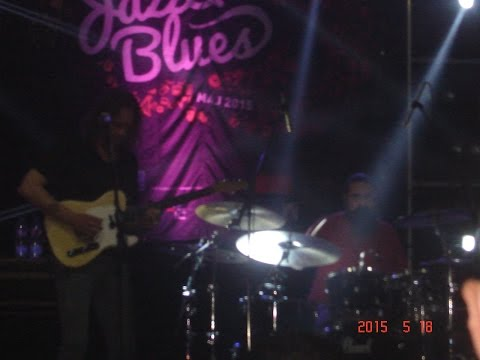 Robben Ford - North city jazz @ blues fest Kosovska Mitrovica 2015