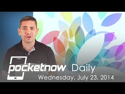 iPhone sales up, iPad sales down, Google Play Material Design & more - Pocketnow Daily