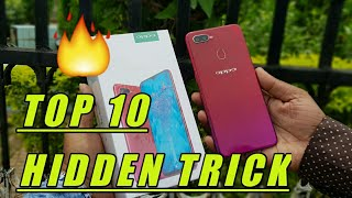 Oppo F9 & F9 Pro Top 10 Hidden Features Trick & Tips /Hindi